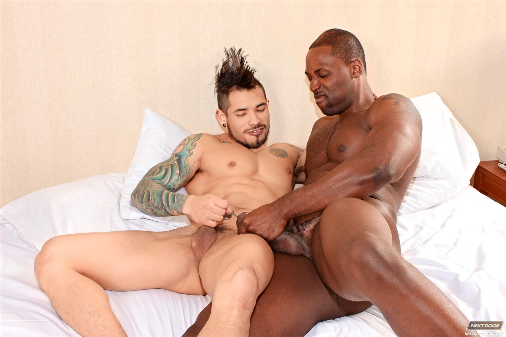 Next Door Ebony Nubius and Draven Torres Big Black Cock Fucking Tight Latino Ass Amateur Gay Porn 14 Big Black Bull Fucks A Young Latino Hipster With His Big Black Cock