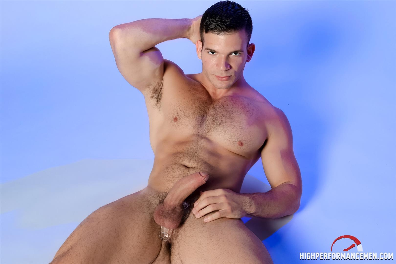 High-Performance-Men-Angel-Rock-Big-Uncut-Cock-Jerking-Off-Latino-Amateur-Gay-Porn-14 Muscle Hunk Angel Rock Jerking Off His Big Uncut Cock