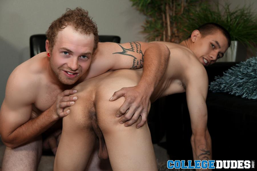 College Dudes Cole Gartner Fucks Marco Santana Big Cock Twink Getting Fucked Amateur Gay Porn 11 Hung Curly Redhead Fucks A College Guy With His Thick Cock