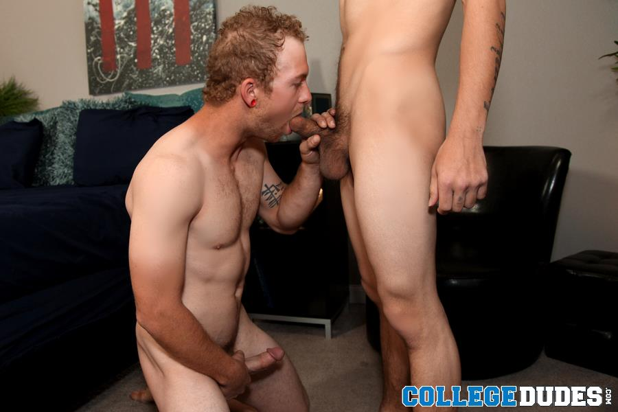 College Dudes Cole Gartner Fucks Marco Santana Big Cock Twink Getting Fucked Amateur Gay Porn 14 Hung Curly Redhead Fucks A College Guy With His Thick Cock
