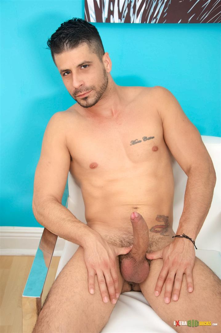 Extra Big Dicks Ray Han Cuban With Big Uncut Cock Masturbation Amateur Gay Porn 12 Sexy Muscular Cuban Ray Han Jerks His Big Uncut Cock