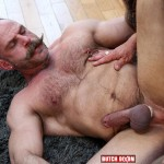Butch-Dixon-Samuel-Colt-and-Frank-Valencia-Hairy-Muscle-Daddy-Getting-Fucked-By-Latino-Cock-Amateur-Gay-Porn-13-150x150 Happy Fathers Day: Hairy Muscle Daddy Samuel Colt Taking A Big Cock Up The Ass
