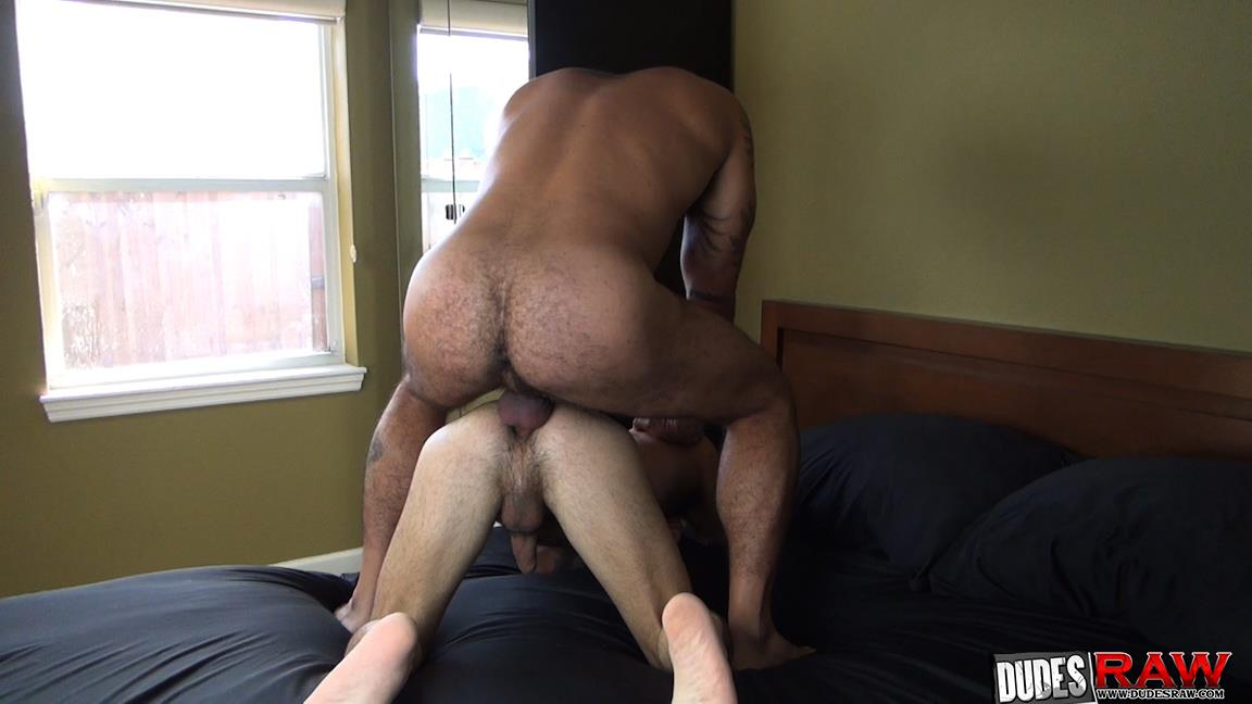 Dudes-Raw-Alessio-Romero-and-Nick-Cross-Hairy-Latino-Muscle-Daddy-Barebacking-Amateur-Gay-Porn-22 Hairy Muscle Daddy Alessio Romero Barebacking Nick Cross