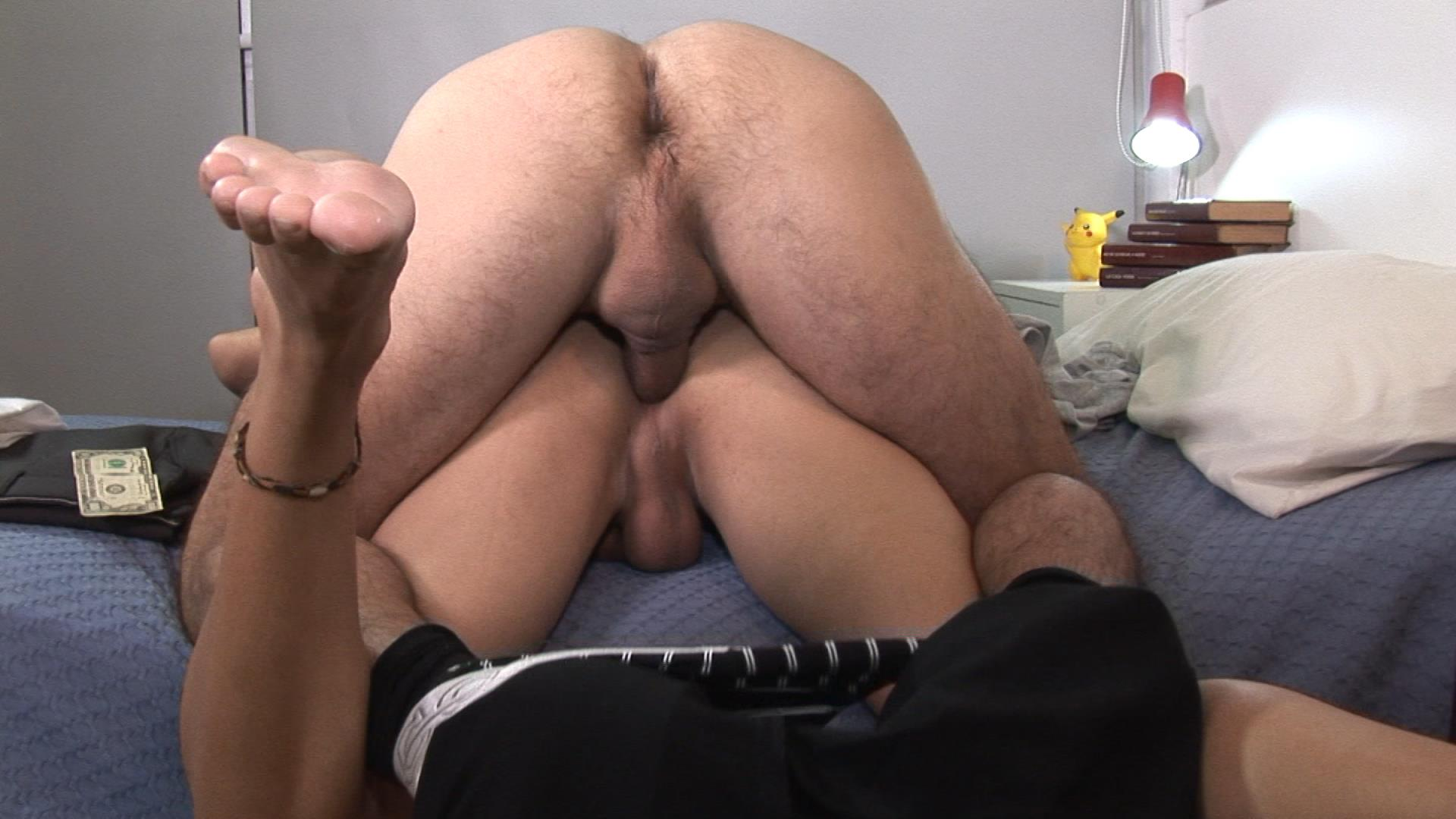 gay ebony guy stroking 14inch dick