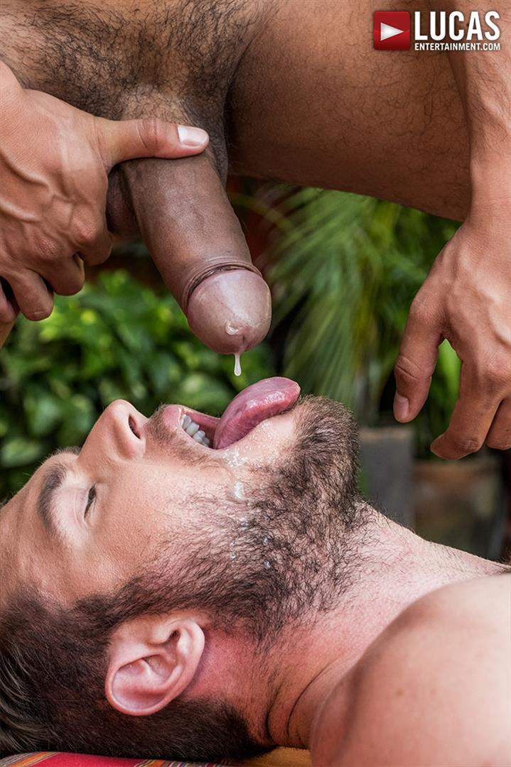 Lucas-Entertainment-Alejandro-Castillo-and-Ace-Era-Big-Uncut-Mexican-Cock-Bareback-Video-18 Hairy Muscle Hunk Takes A Big Uncut Mexican Cock Raw Up The Ass